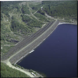 Kenney Dam, Ootsa Lake