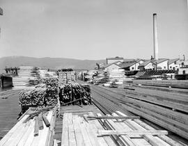 Port Alberni Bloedel, Stewart And Welch Lumber Mill