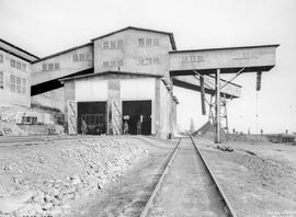 """Concentrator loading house; CMS Co., Kimberley."""