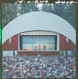 Theatre Under The Stars, Stanley Park, Vancouver