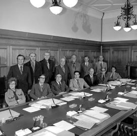 1972 New Democratic Party Cabinet