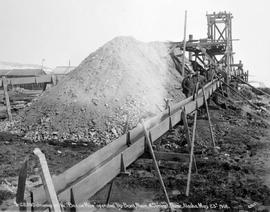 """$28,000 cleanup on the Bessie Mine operated by Bard, Nixon and Denhart, Nome, Alaska, May 2..."