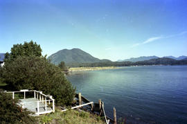Opitsat Indian Village From Clayoquot