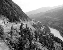 Trans-Canada Highway Near Lytton