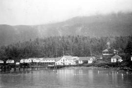 Claxton Cannery, Skeena River.