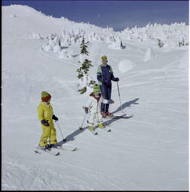 Skiing Big White Kelowna