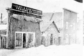 The Golden and East Kootenay Trading Company Ltd. in Golden.