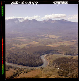 Aerial Bulkley River