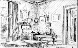 Drawing Room [Clipstone While At School In England]