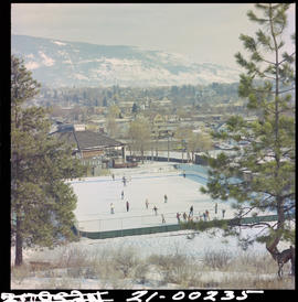 Civic Skating Rink, Vernon