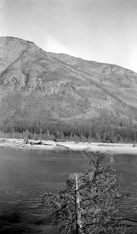 Prairie Mountain and Finlay River.