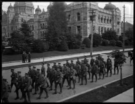 103rd Battalion march