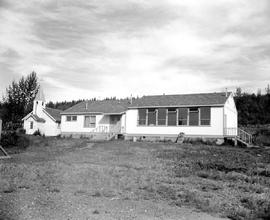 Old Fort Nelson Indian School