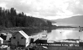 Wharf At Queen Charlotte City