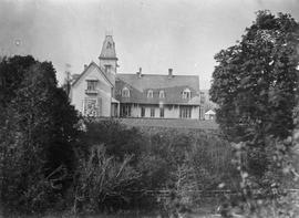 The Government House, New Westminster