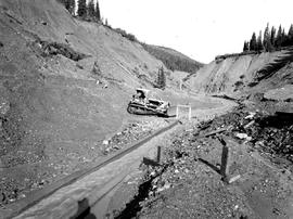 Placer Mining, Monitor At Wells