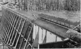 #2 dam at Anyox, B.C., completed in 1924