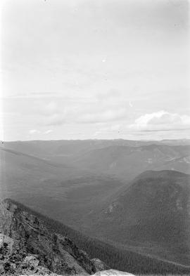 Three Ladies Mountain survey photograph