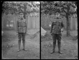 Portraits; Siberian Expeditionary Force