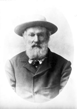 William Barker of Barkerville.