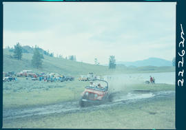 Four Wheel Drive Rally Kamloops