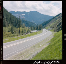 Coquihalla Highway Near Hope