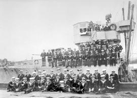 HMCS Patrician, her officers and crew.