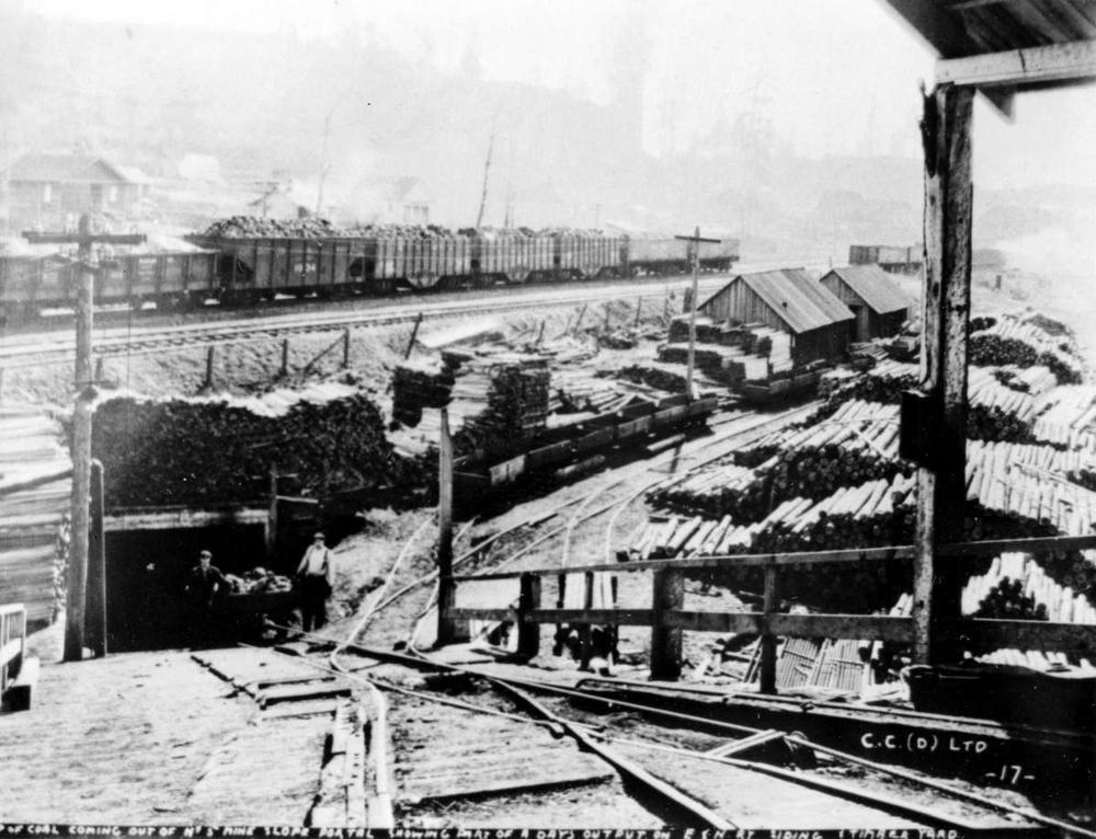 South Wellington. No. 5 Mine Wellington, Extension ...