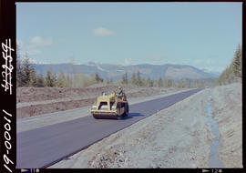 Road Construction To Port Hardy