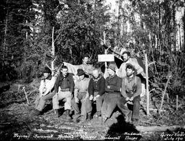 Rognaas, Swannell, Holland, Copley, Hemeyer, Macdougall, MacDonald, Thorpe, Greer Valley July 1911