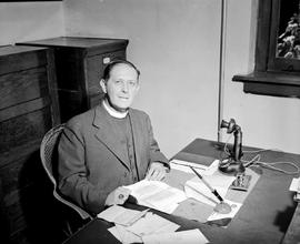 Harold Eustace Sexton, the Anglican bishop of the Diocese of British Columbia.