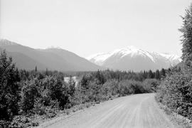 Views From Skeena Highway Near Hazelton.
