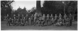 143rd Battalion, Machine Gun Section