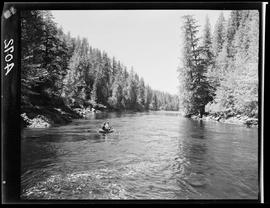 Fishing On Kennedy River