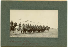 Musical ride R.N.W.M.P [Royal Northwest Mounted Police]