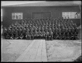 """C"" Company, 11th Canadian Mounted Rifles"
