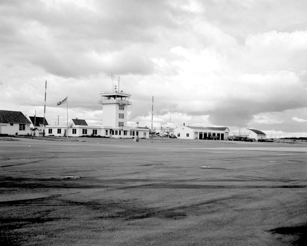fort st john bc airport