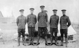 Canadian Expeditionary Force, Siberia