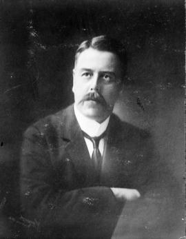Frederick J. Fulton, KC and Attorney General and Provincial Secretary in the McBride administration