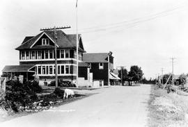 Post Office and store Comox