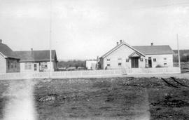 Prince George; Government office and jail, South Fort George.