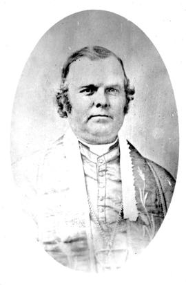 Bishop Modeste Demers, Roman Catholic Bishop of Vancouver Island, appointed 28 Jul 1846, died in ...