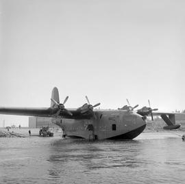 Martin Mars Water Bomber Operations