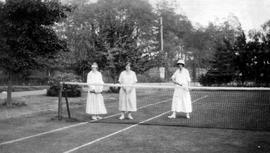 Members of the Jericho Country Club, Vancouver