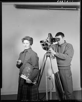 Forest Service; Barbara Davies and John Andre, Victoria photographic section
