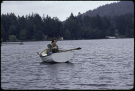 Elk Lake sport fishing