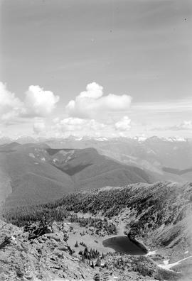 Mount Healy survey photograph.