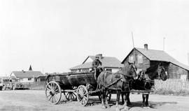 Water Cart, Dawson Creek