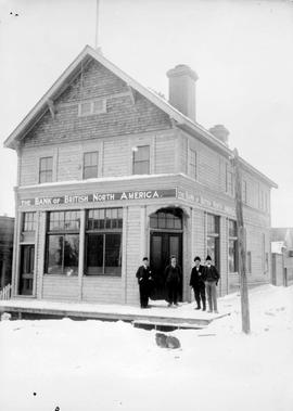 Bank Of British North America, Atlin