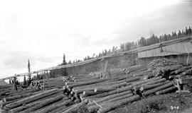 Delta Placer Mining Co. Mill Mckee Creek